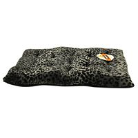 ZeeZ Pet Mat Dark Leopard